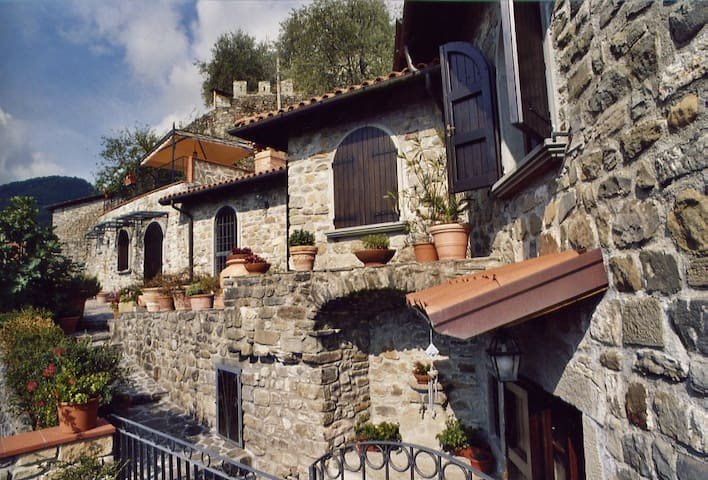 B&B La Pulce Dorata-Chili room - Mulazzo - Bed & Breakfast