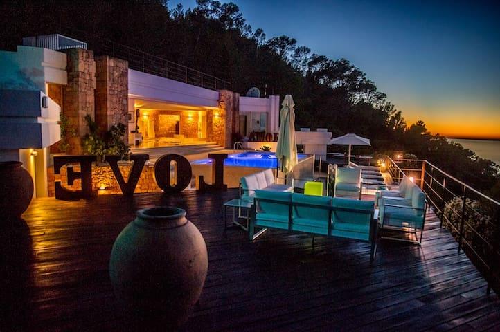 Villa exclusiva de LUJO en Ibiza: Eclipse - Sant Josep de sa Talaia