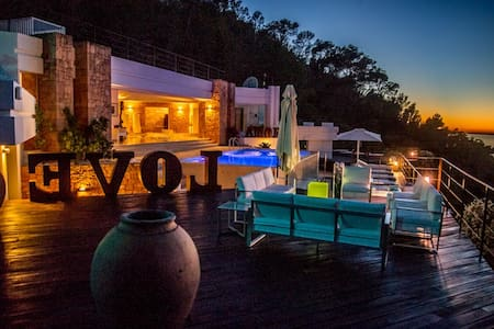 Exclusive and  luxurious:  Villa Eclipse in Ibiza - Sant Josep de sa Talaia - Villa