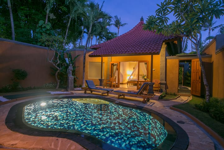 1 Bedroom Private Pool Villa with Garden View