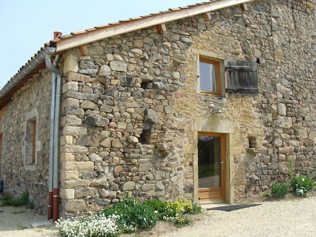 STUDIO La Pierre Folle - Cluny - Haus