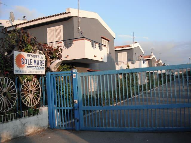 Ampia ed incantevole villetta - Marina - Şehir evi