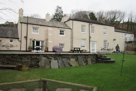 Tranquil Underhill Farmhouse - Millom,  - Lejlighed