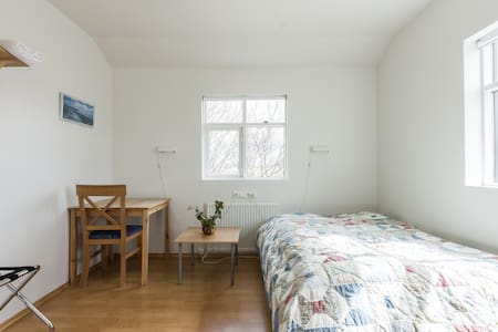 A room in a farmers cottage - Borgarnes - House
