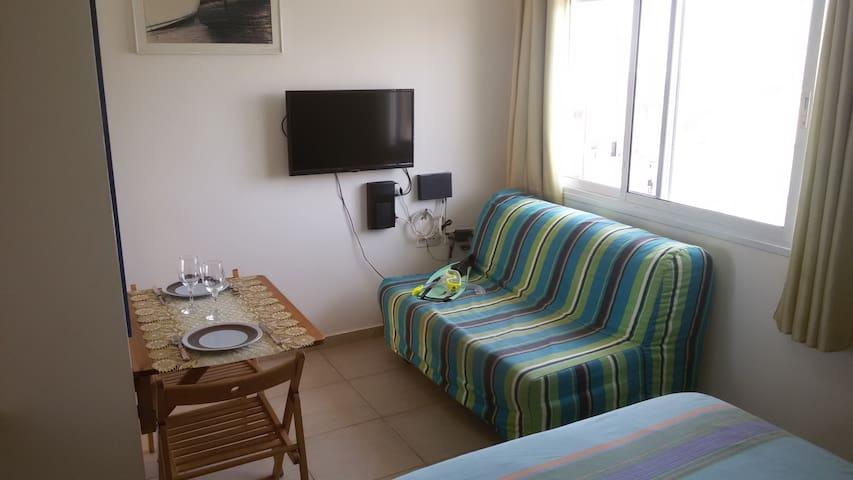 Red Sea - Blue Studio - Eilat - Appartement