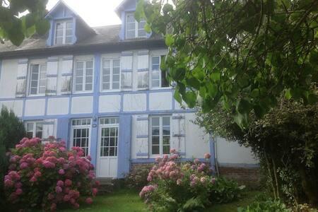Maison bleue - Saint-Valery-en-Caux - House