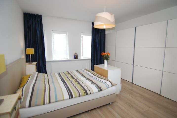 Central location modern room - Den Haag - Apartamento