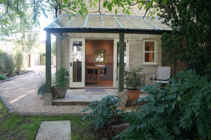 Sika Cottage, Quenington, the Cotswolds - Quenington - Rumah
