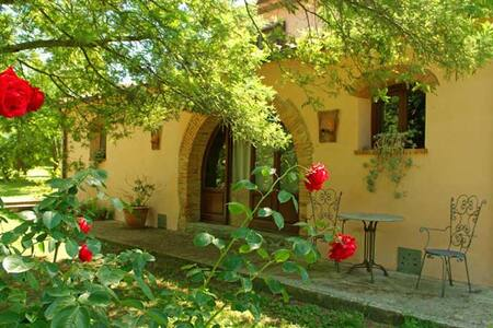 Landhaus Toskana Hügel - Fauglia - Bed & Breakfast