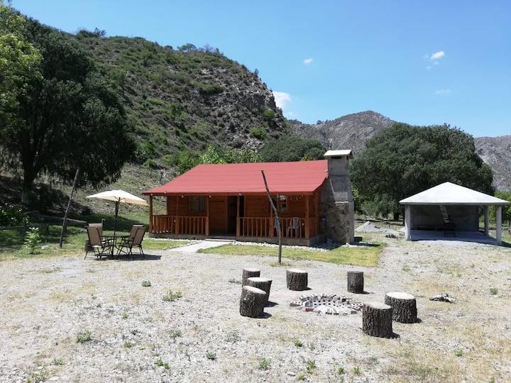 Cabaña El Palo Blanco