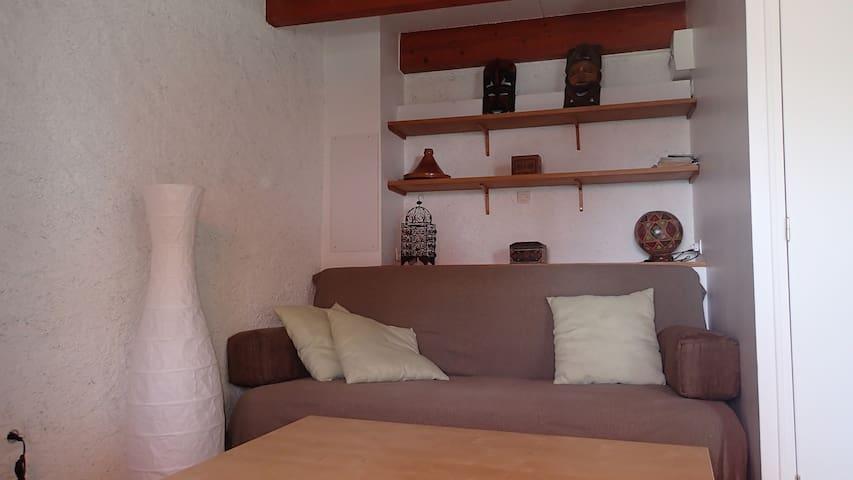 Canapé lit 1