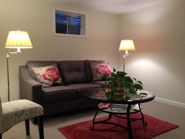 Quiet, peaceful, relaxed space - Longmont - Byt
