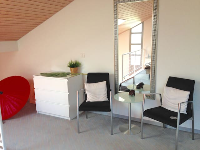 Schöne 2-stöckige Wohnung - Eppenberg - Lyxvåning