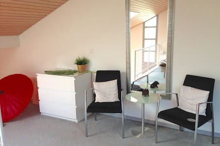 Schöne 2-stöckige Wohnung - Eppenberg - 아파트(콘도미니엄)