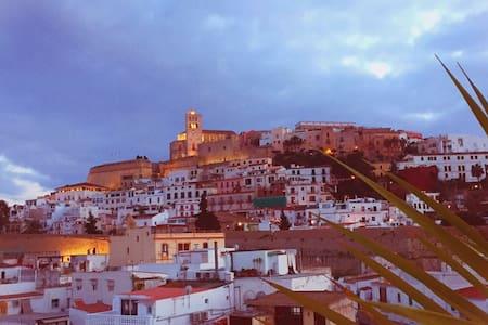 Habitación en el corazón de Ibiza.. - Eivissa