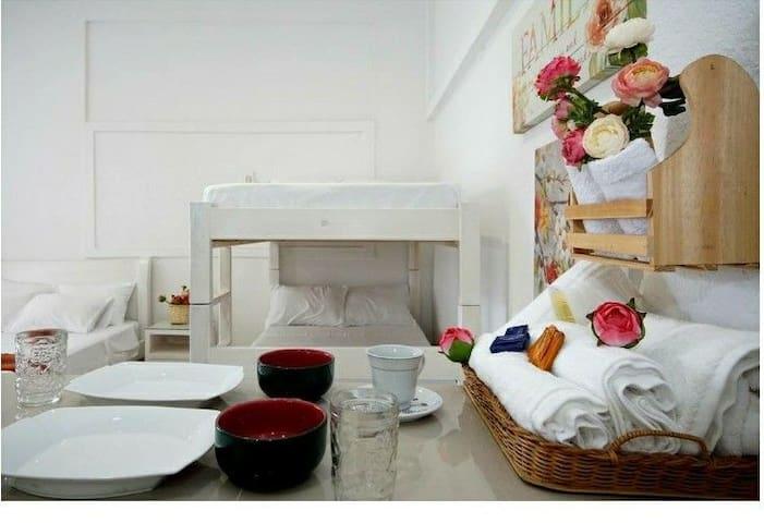 HOTEL REMANSOS ESTUDIO PARA 4 A 6 PERSONAS