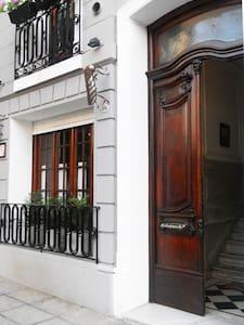 Livian Hotel - Hab baño compartido - Buenos Aires