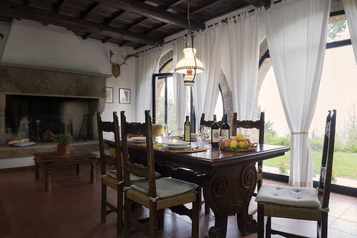 Holiday in an antique farm, Archi - Roccatederighi - Huoneisto