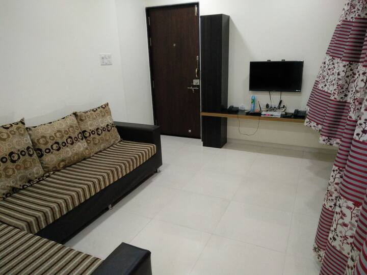 1BHK furnished home for you in NIBM