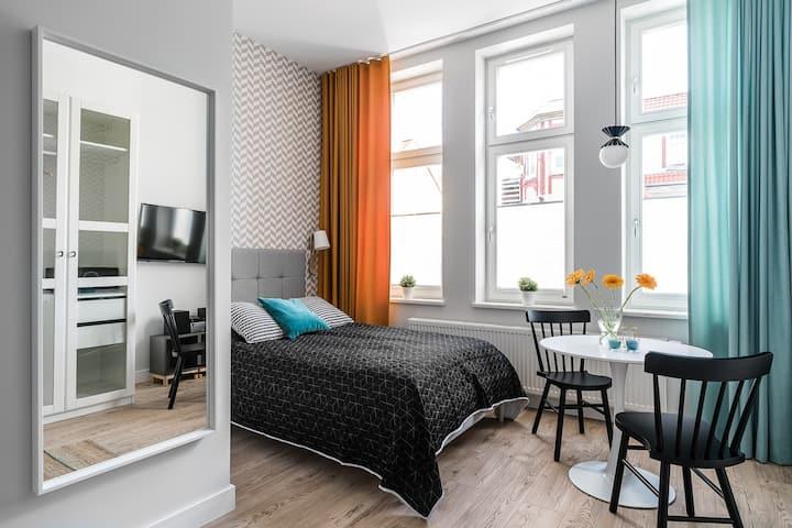 Malaga Apartment 2 - cozy studio for two