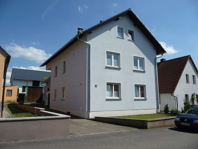 Herzlich Willkommen in Oberhaid OT Staffelbach! - Oberhaid - Andere