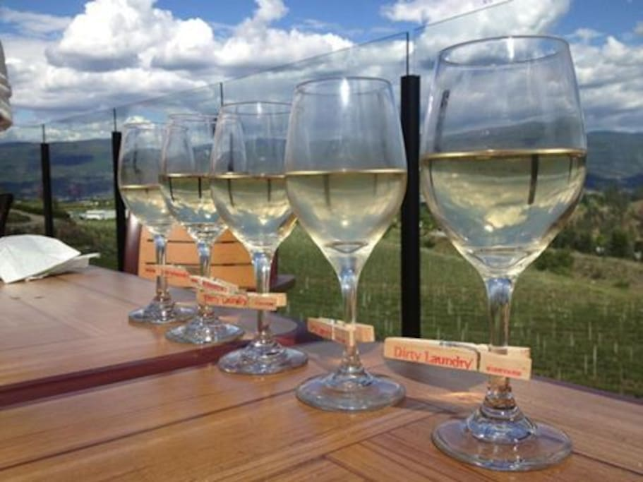 We can arrange a wine tour for you.