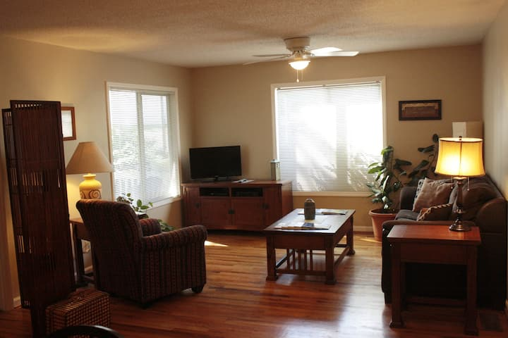 Walking Distance To Downtown Weaverville