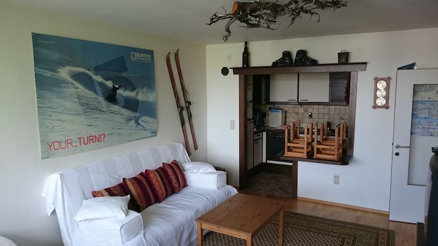 2 Zimmer Wohnung in Innsbruck - Innsbruck - Flat
