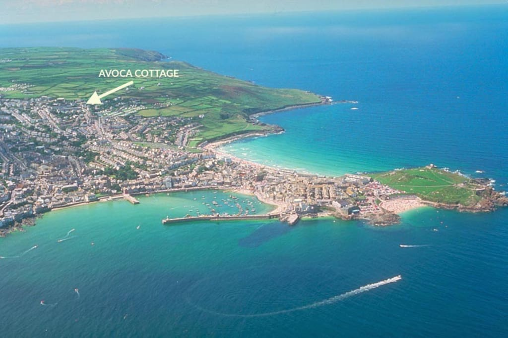 Avoca Cottage St Ives Houses For Rent In Saint Ives