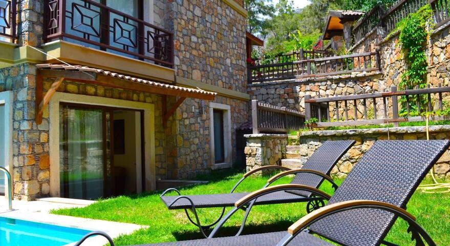 Holiday Villa Country 1 in Göcek - Göcek - House