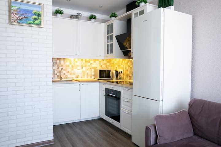 "Апартаменты ""Прованс ЖК 123"""