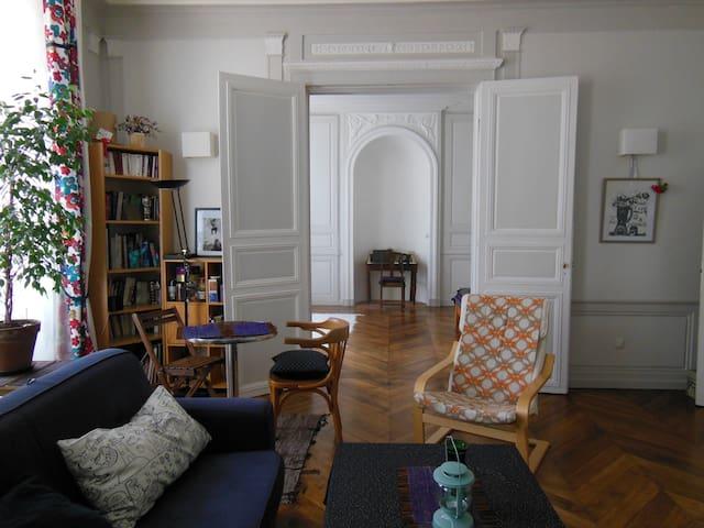 Centre ville Hôtel Particulier - Chartres - Wohnung