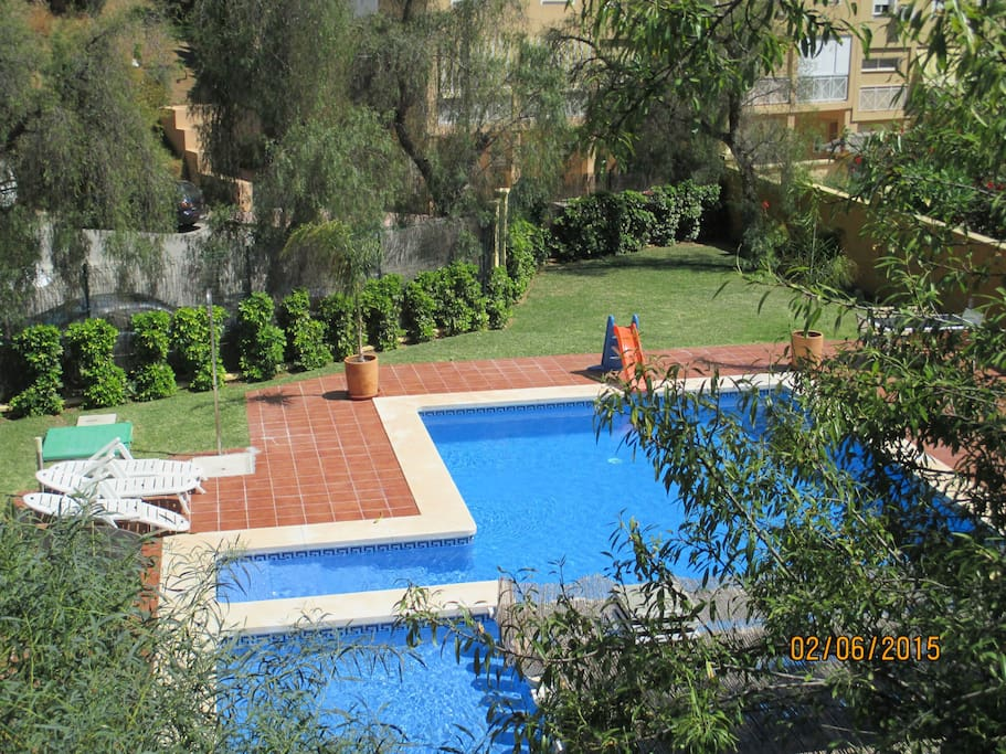 Sweet home malaga b b bed breakfasts en alquiler en for Beds 4 u malaga