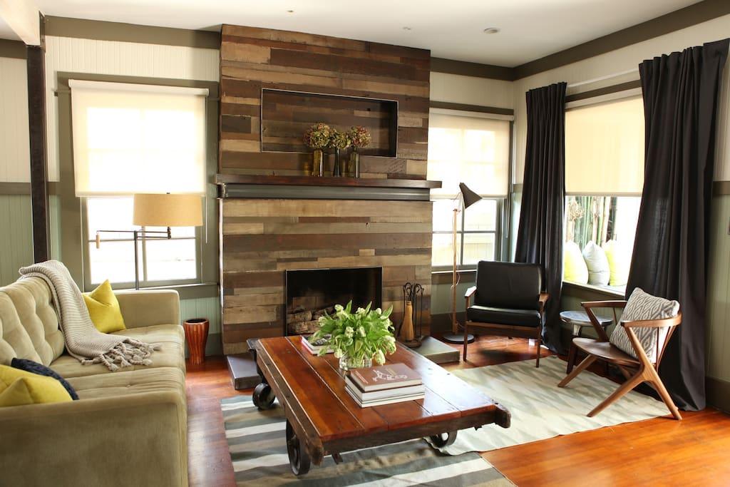 Cabrillo Beach House Airbnb