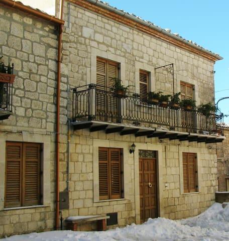 casa la petra - Petralia Soprana