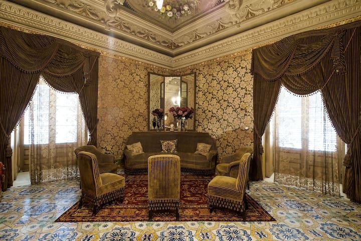 Sicilian historical mansion - Polizzi Generosa