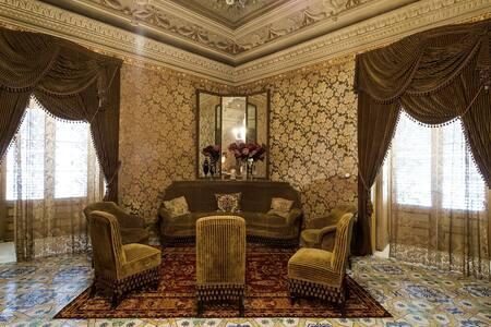 Sicilian historical mansion - Polizzi Generosa - Villa
