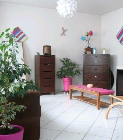 Studio à quelques mètres de la gare - Pontault-Combault - Apartment
