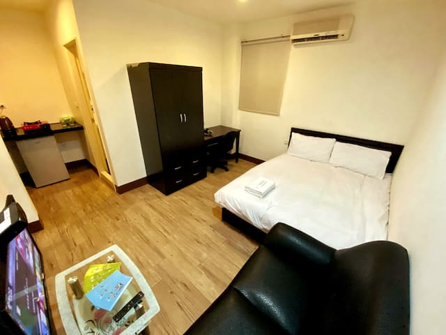 #1  Kaohsiung Cozy Private Condo私人空間