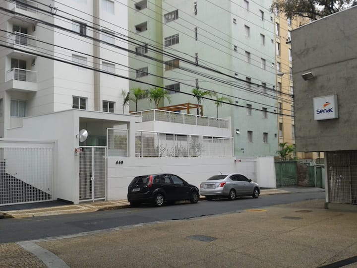 Apartamento 1 Qt Centro de Campinas