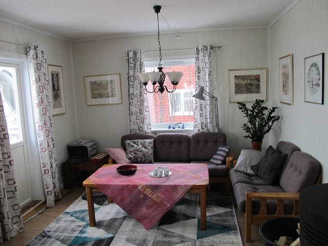 Flat located in the centre of Kirkenes