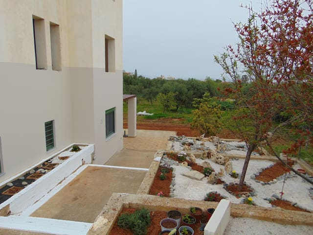 Villa EFTICHIA Natural life Western Side of Crete - Tavronitis - Appartement