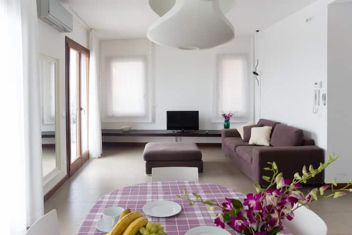 Appartamento Marino con vista Super M0270080444