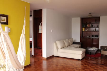 Great House with Green Space in Quito - Quito - Apartment