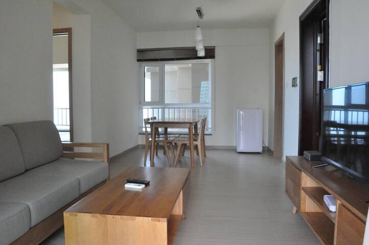 海阳碧桂园日式和风海景公寓1801