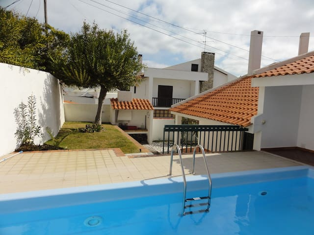 House - 500 m from the beach - Pataias - Hus