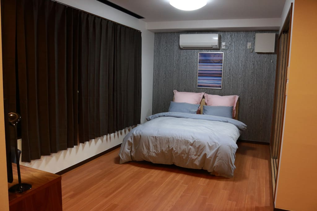 2F Double Bed