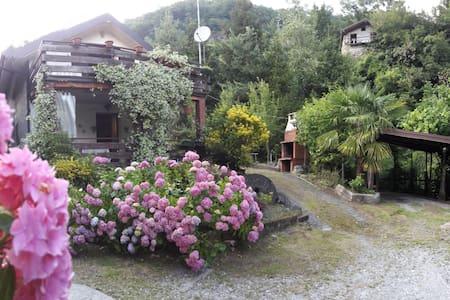 Splendido Villino in Valle Camonica - Capo di Ponte - Mökki
