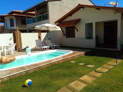 Casa ampla c/ piscina e área gourmet, Itaparica