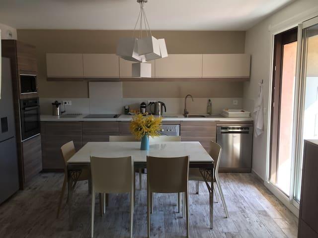 T2  idéalement situé expo sud - La Londe-les-Maures - Appartement